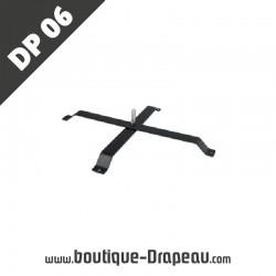 DP06 Pied croisillons 70x60