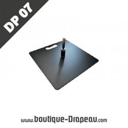 DP07 Platine Métal 40x40