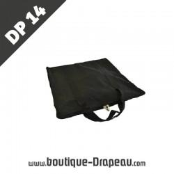 <h2>DP14 - Sac de transport pour pied DP07</h2> <p>Sac de Protection et de transport pour platine métal DP07.</p>